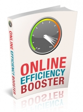 Online Efficiency Booster Private Label Rights