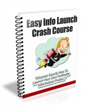 Easy Info Launch Crash Course Private Label Rights