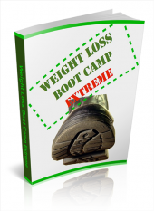 Weight Loss Boot Camp Extreme Private Label Rights