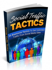 Social Traffic Tactics Private Label Rights