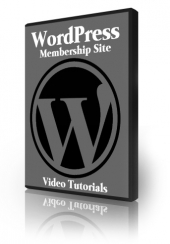 WordPress Membership Site Video Tutorials Private Label Rights