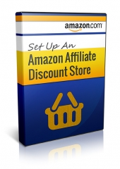 Set Up An Amazon Affiliate Discount Store Private Label Rights