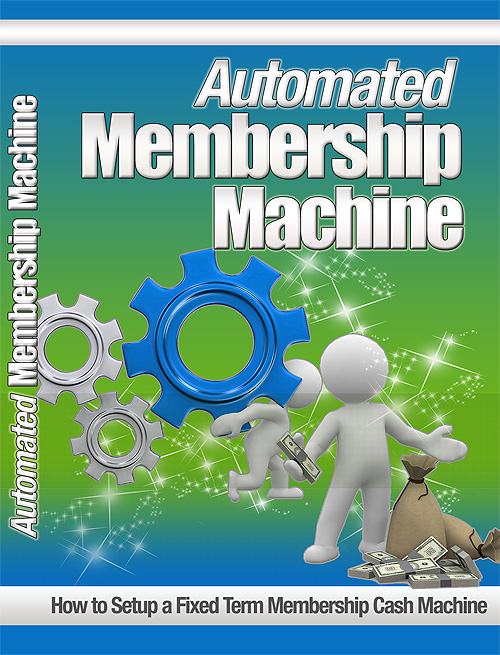 Automated Membership Machine