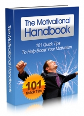 The Motivational Handbook Private Label Rights