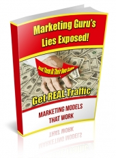 Marketing Guru's Lies Exposed Private Label Rights