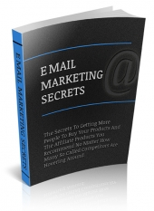 Email Marketing Secrets Exposed Private Label Rights