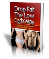 Drop Fat The Low Carb Way Private Label Rights