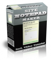 Site Notepad Maker Private Label Rights