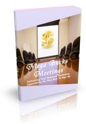 Mega Bucks Meetings Private Label Rights