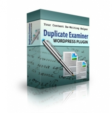 Duplicate Examiner WordPress plugin