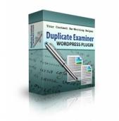 Duplicate Examiner WordPress plugin Private Label Rights
