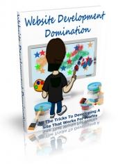 Website Development Domination Private Label Rights