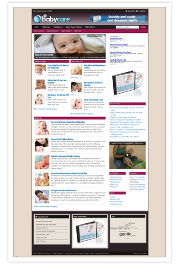 Baby Care Blog