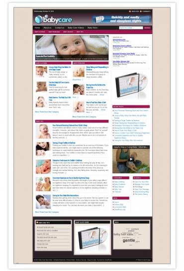 Baby Care Blog