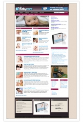 Baby Care Blog Private Label Rights