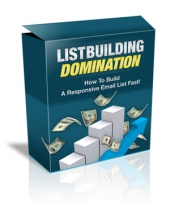 List Building Domination Private Label Rights