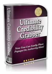 Ultimate Credibility Grabber Private Label Rights