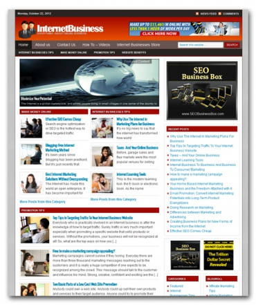 Internet Business Blog