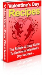Valentine's Day Recipes Private Label Rights