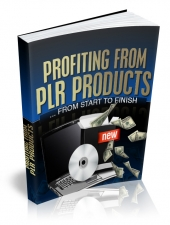 Profiting From PLR Products Private Label Rights