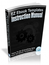 EZ Ebook Templates Instruction Manual Private Label Rights