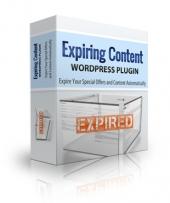 Expiring Content Plugin Private Label Rights
