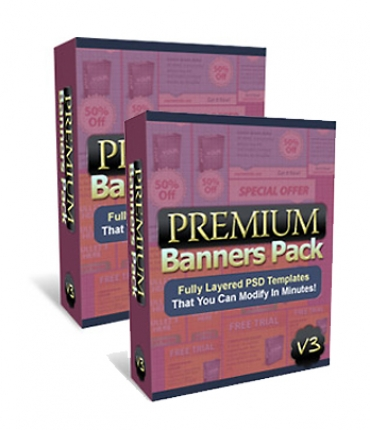 Premium Banners Pack V3