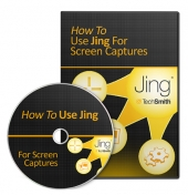 How To Use Jing For Screen Captures Private Label Rights