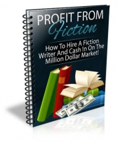 Profit From Fiction Private Label Rights