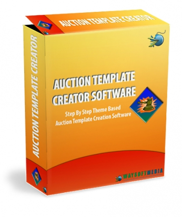 Auction Template Creator