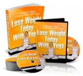 Lose Weight Today With Yoga Private Label Rights