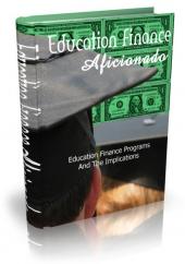 Education Finance Aficionado Private Label Rights