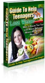 Guide To Help Teenagers Lose Weight Private Label Rights