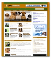 Dog Training Ready Made Blog Private Label Rights