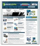 Internet Marketing Niche Blog Private Label Rights