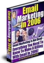 Email Marketing in 2006 Private Label Rights