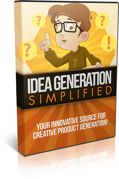 Idea Generation Simplified