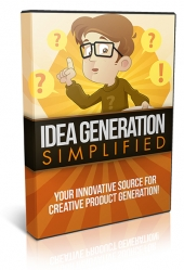 Idea Generation Simplified Private Label Rights