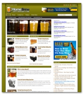 Home Brewing Niche Blog Private Label Rights
