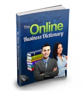 The Online Business Dictionary Private Label Rights