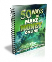 50 Ways to Make Money Online Private Label Rights