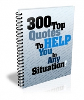 300 Top Quotes To Help You In Any Situation Private Label Rights
