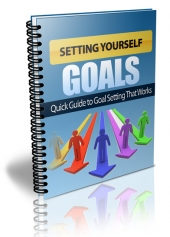 Setting Yourself Goals Private Label Rights