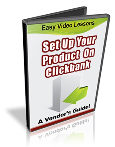 Set Up Your Product On Clickbank