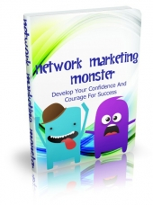 Network Marketing Monster Private Label Rights