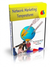 Network Marketing Temperatures Private Label Rights