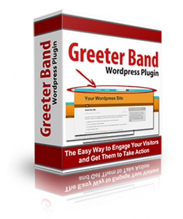 Greeter Band Wordpress Plugin