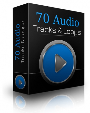 70 Audio Tracks & Loops