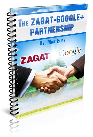 The Zagat Google+ Partnership