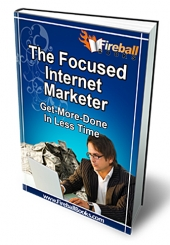 The Focused Internet Marketer Private Label Rights